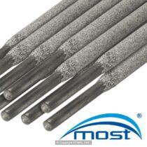 Elektróda MOST 308 L-16 4,0x400mm Bevonatos Rozsdamentes  2,0kg/cs
