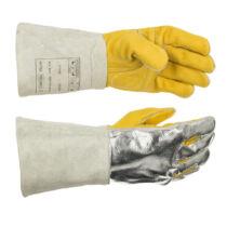 Weldas STEERSOtuff® hegesztőkesztyű COMFOflex® PFR alumíniumbéléses hátrésszel XL-es méretben