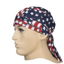 Weldas Fejkendő, USA-zászlós