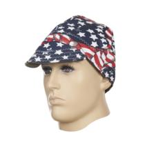 Weldas Hegesztő Sapka, USA-zászlós 59 cm