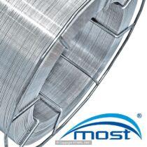 MOST Hegesztő huzal 308 LSi K300 15kg/tekercs 1,0 mm