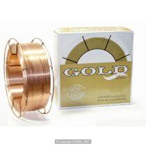 Hegesztőhuzal GOLD Co SG3 FI 1,0mm 15Kg K300