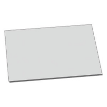 Védőüveg Hegesztőüveg GCE DIN #13 90x110 Tükrös