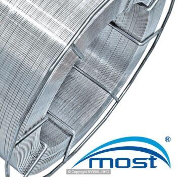 MOST Hegesztő huzal 309 LSi K300 15kg/tekercs 1,0 mm