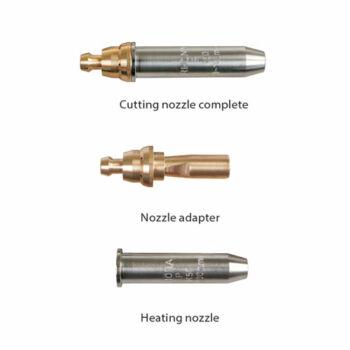 Vágófúvóka GCE K50 PUZ89 200-300 mm Propán Földgáz
