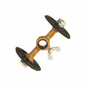 Vágókocsi GCE X21 / X511 Nagy Kerékkel Gázlencsés Fúvókához 15mm-ig