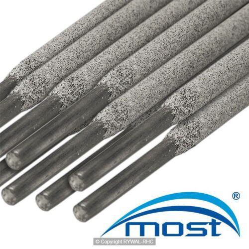 Elektróda MOST PREMIUM 7018 2,5x350mm 4,1 kg/db Bevonat. Bázikus 16,4 kg/cs