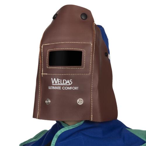 WELDAS Felhajtható maszk - Összehajtható ellenőrző maszk - Az alábbi méretű üveghez:110 x 50 mm - Az üveget nem tartalmazza