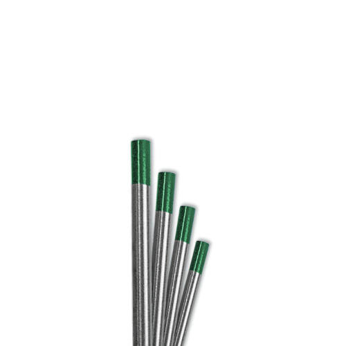 Wolfram Elektróda GCE Zöld 4,8×175 mm