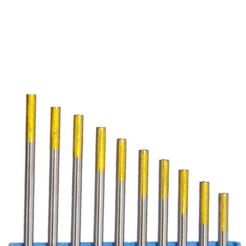 Wolfram Elektróda GCE Arany 1,6×175 mm